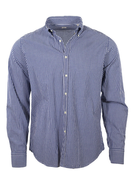 GMF Long Sleeve Button Down Shirt