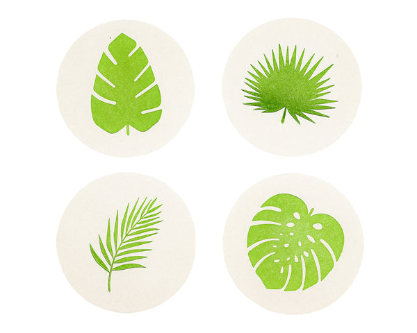 Coasters - Monstera Leaf