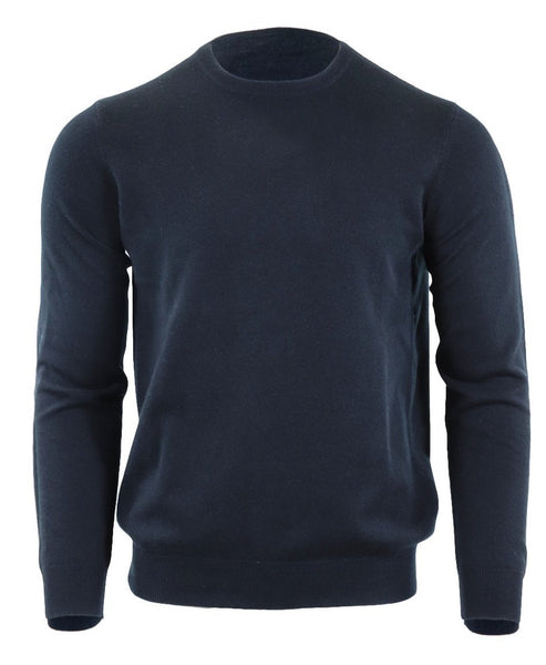 HIVE Cashmere Men's Crew Neck Sweater