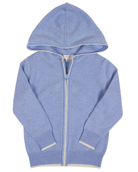 HIVE Cashmere Children's Zip Up Hoodie