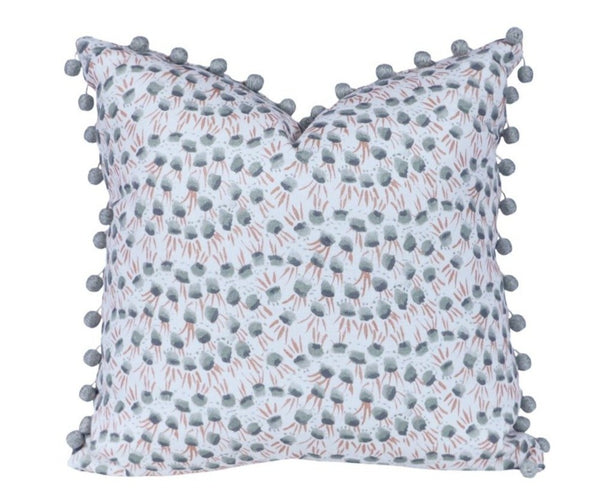 crabby claws twilight down fill pillow