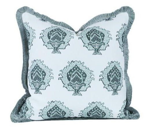 Artichoke in Bay Pillows
