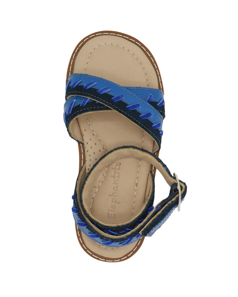 Children's antibes sandal