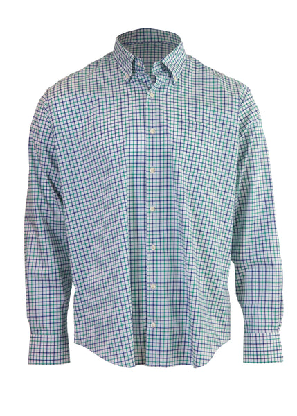 Peter Millar Crown Ease Emory Sport Shirt