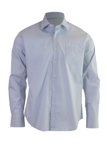 Peter Millar Floral Geo Cotton-Blend Sport Shirt