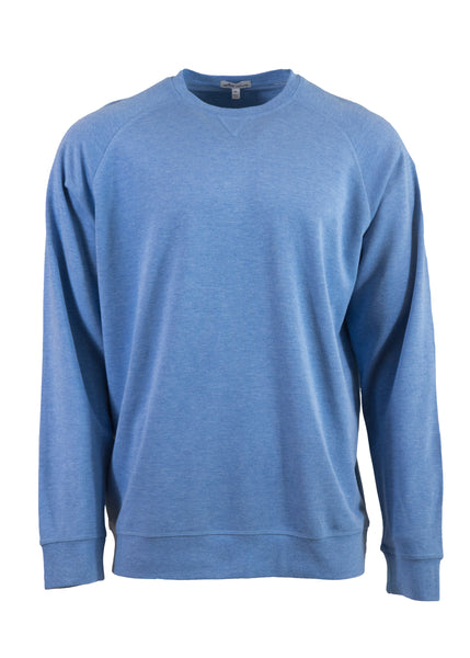 Peter Millar Crown Comfort Interlock Crewneck