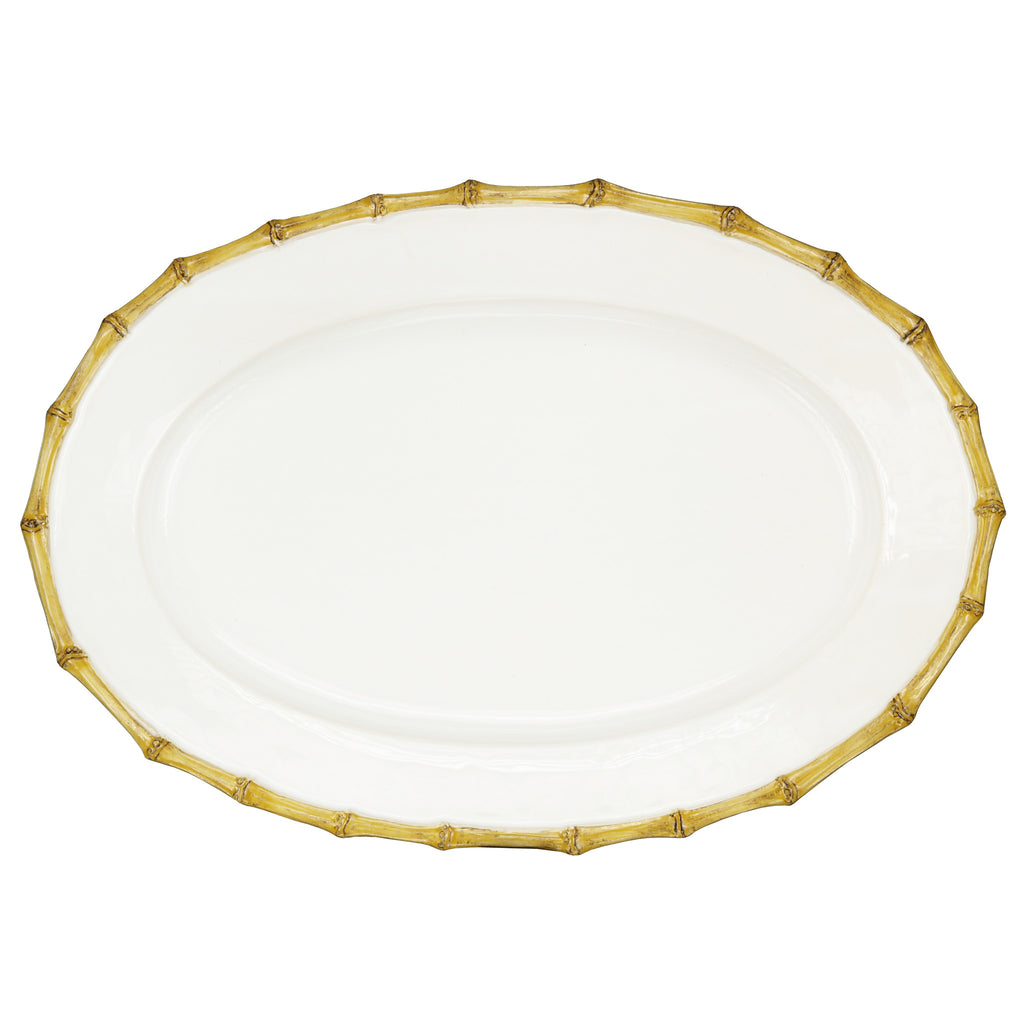 Classic Bamboo Large Platter