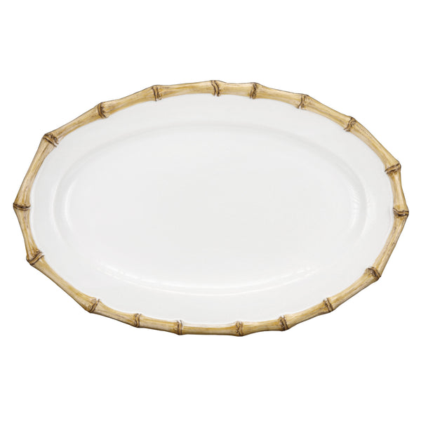 Juliska Classic Bamboo Medium Platter