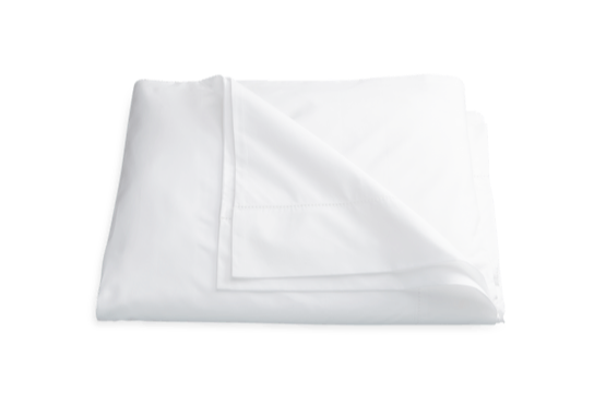 Matouk Luca Hemstitch Bedding Collection - White