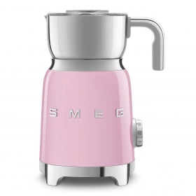 SMEG Milk Frother, Pink