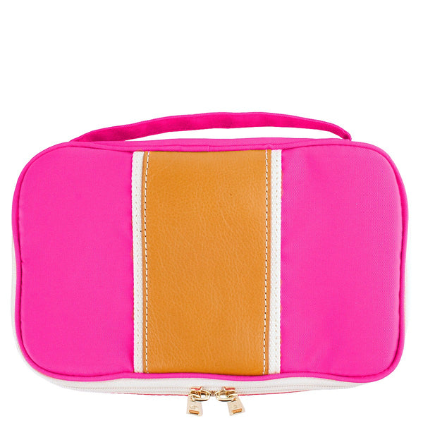 Megan Compact Train Case