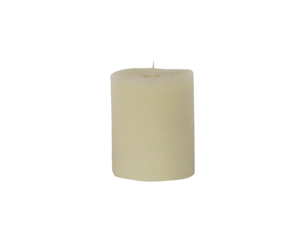 moving flame pillar candle LED candle