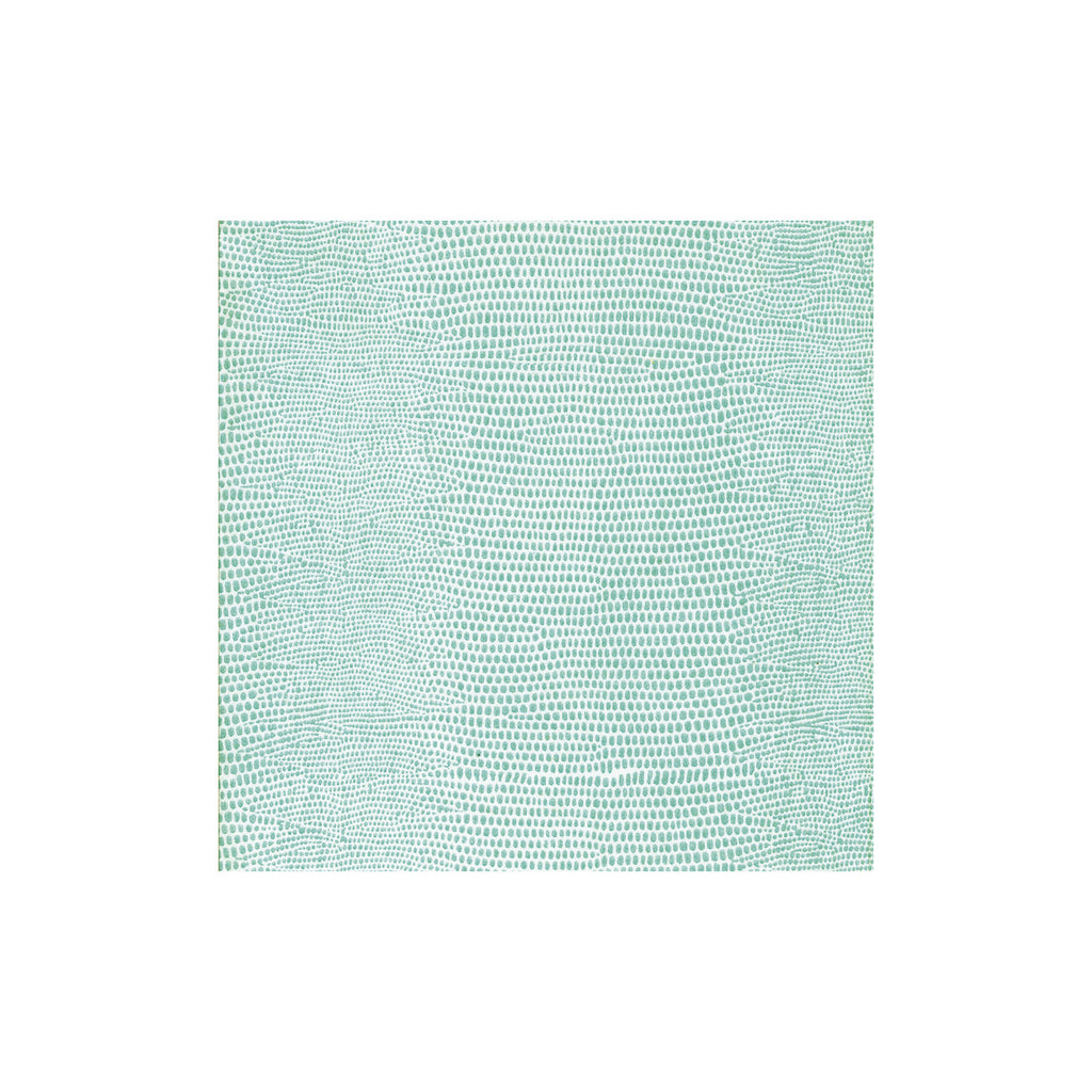 Lizard Turquoise Cocktail Napkins