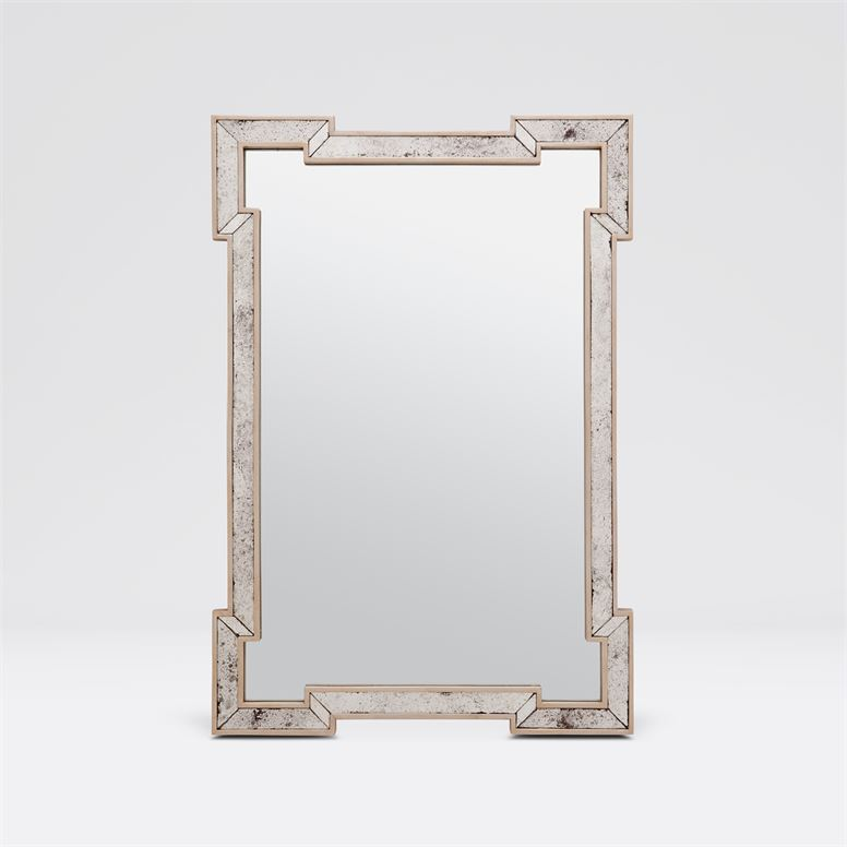 Norma Antique Cut Out Mirror
