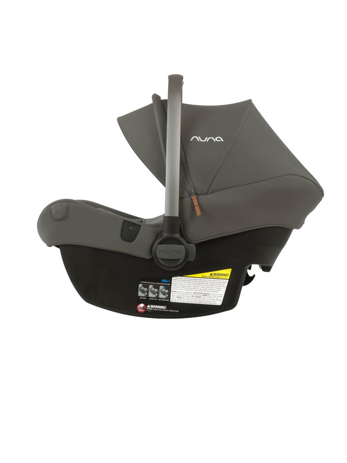Nuna PIPA Lite LX Infant Car Seat with Base
