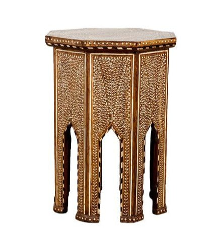 Large Octagon Side Table