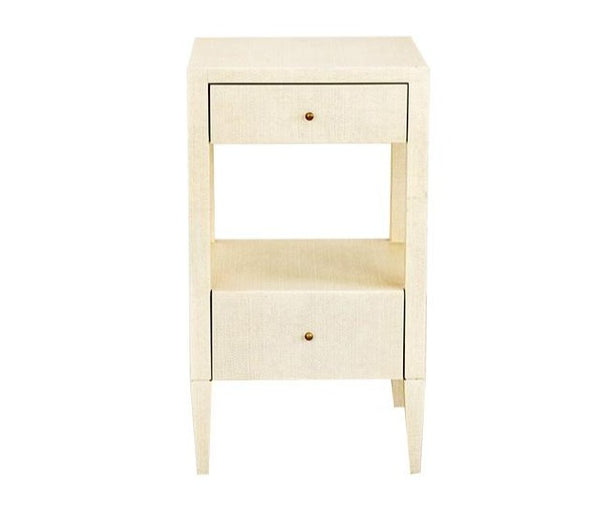 Raffia Single Nightstand