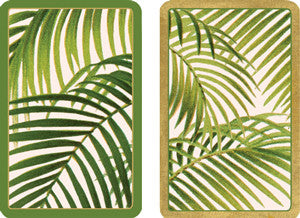 Under the Palms Playing Cards