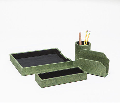 Merida Leaf Desk Set