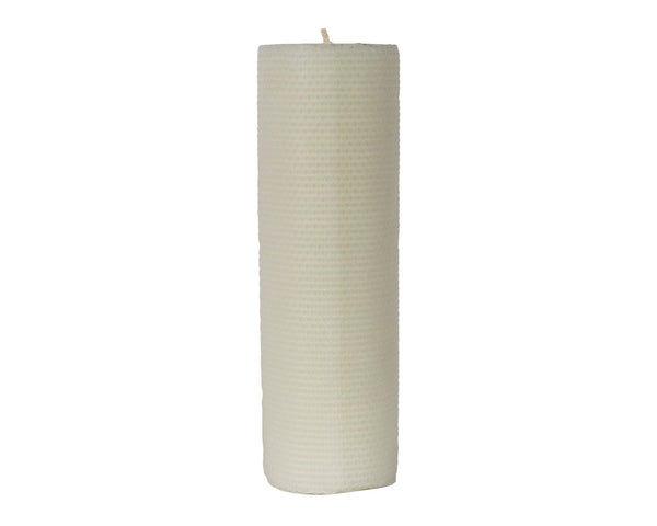 "12"" connoisseur pillar candle"