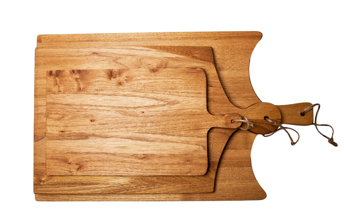 Set of 3 European Cutting Boards