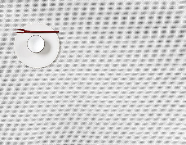 Rectangular Placemat, White