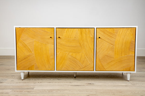 Riviera Three Door Credenza