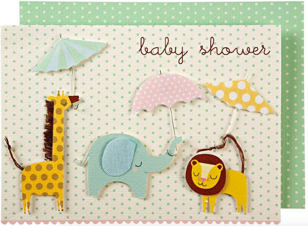 Baby - Animals With Umbrellas