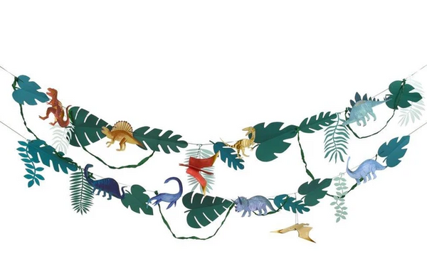 Meri Meri Dinosaur Kingdom Large Garland