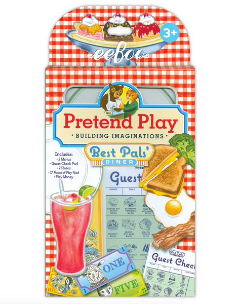 Pretend Play- Best Pals' Diner