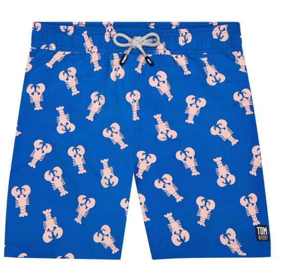 Tom & Teddy Men's Lobster Trunks