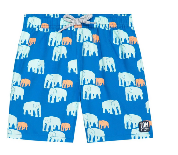 Tom & Teddy Boy's Elephant Trunks