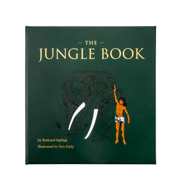 The Jungle Book, Leather
