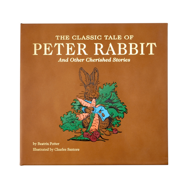 The Classic Tale Of Petter Rabbit, Leather