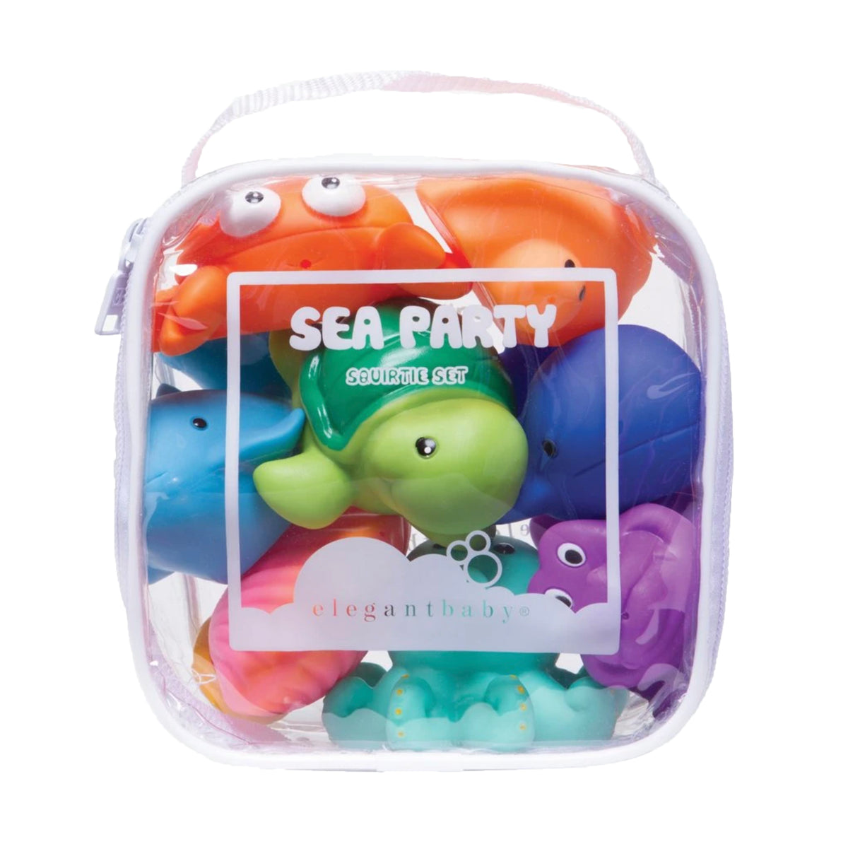 Sea Party Bath Toys