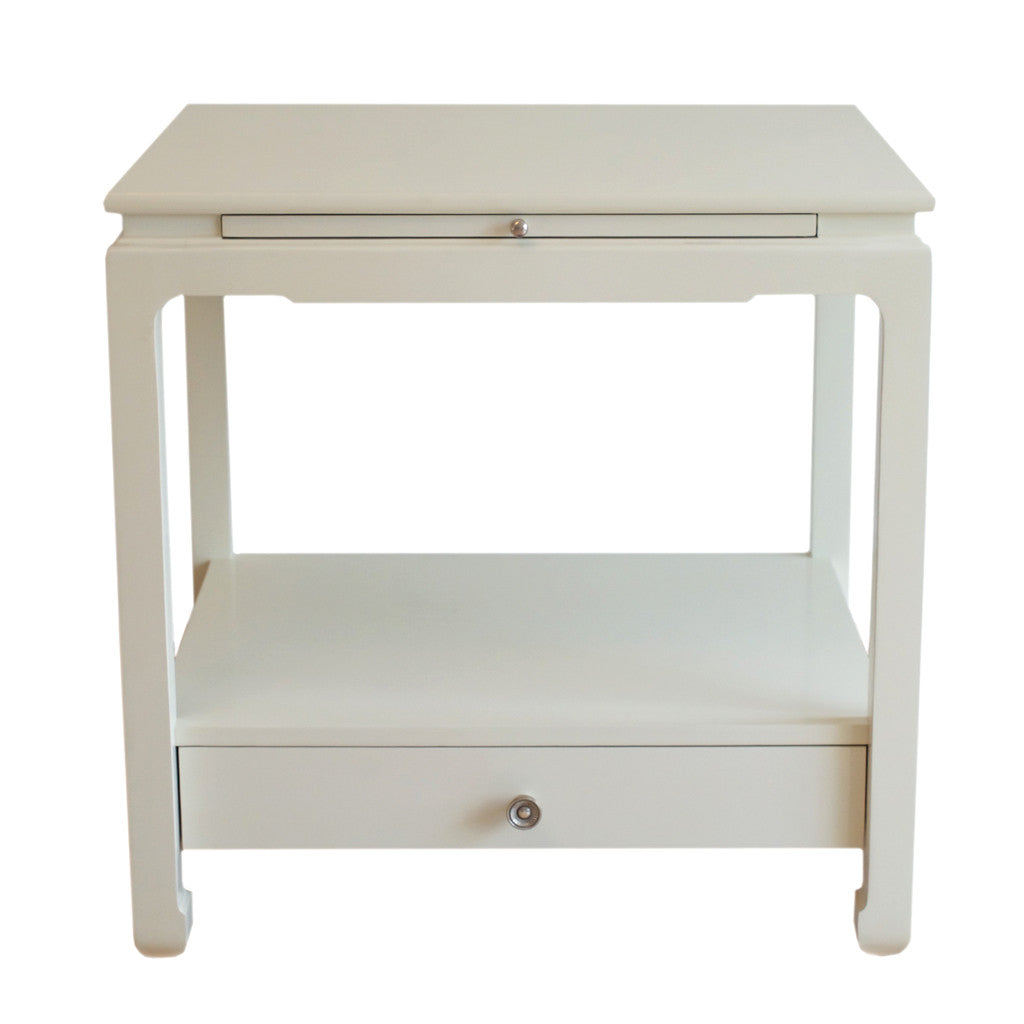Claudia Sidetable in Ivory