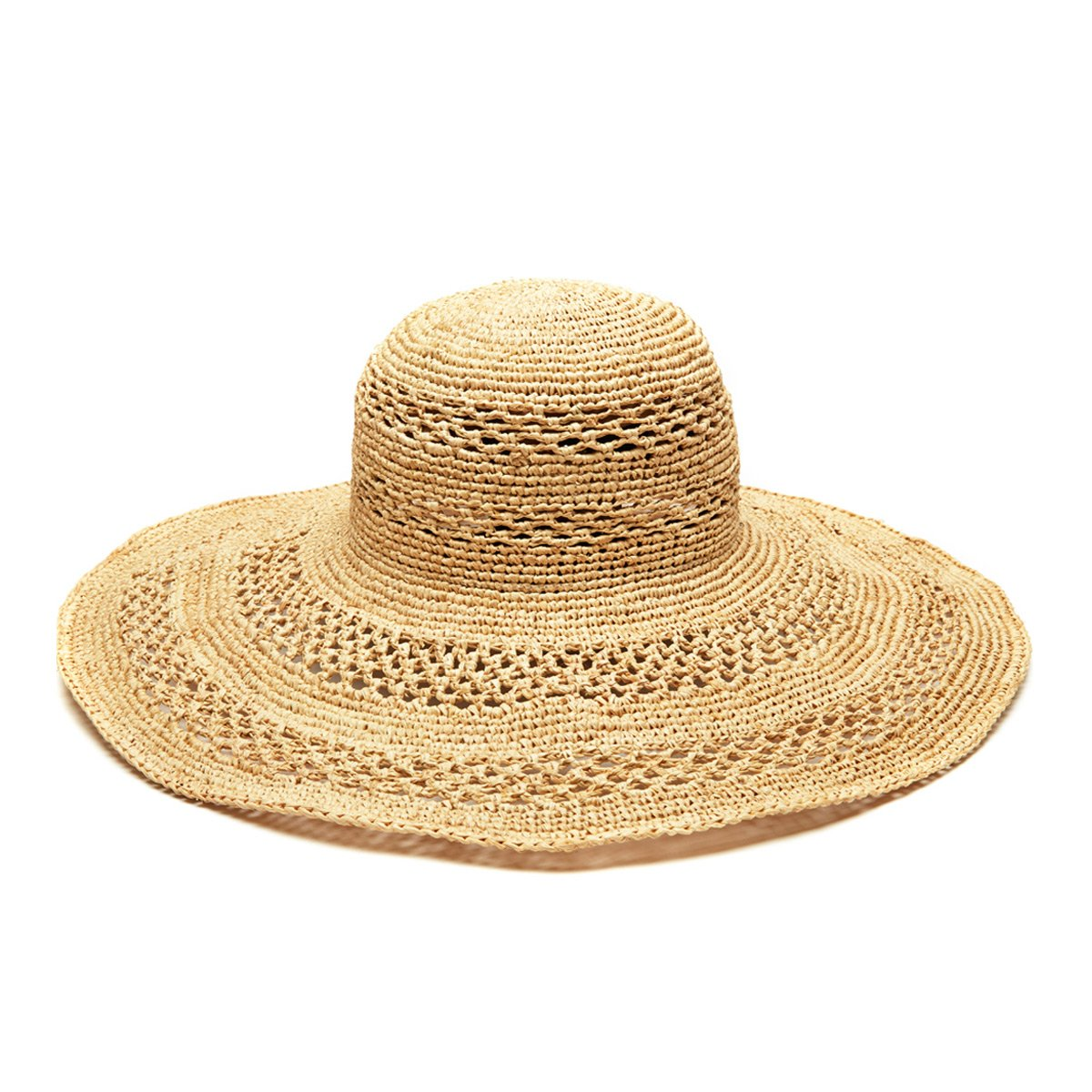 Mar Y Sol Sienna Sun Hat, Natural