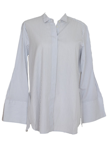 Dorothee Schumacher Striped Volumes Blouse