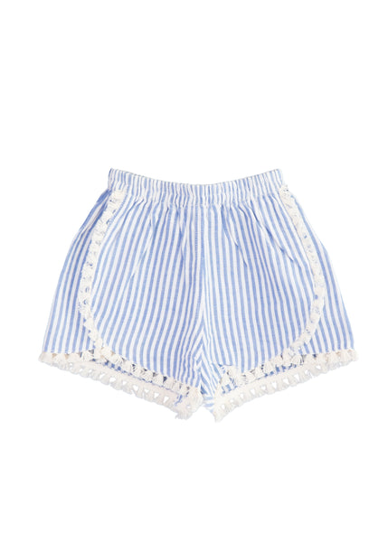 Almirah Striped Shorts