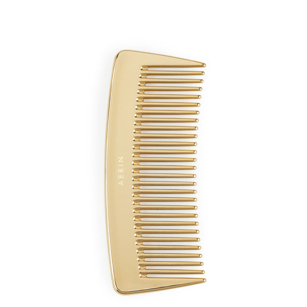 AERIN Travel Gold Comb