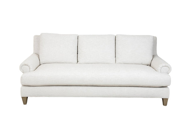 "Upholstered Sofa with ""T"" Arms"