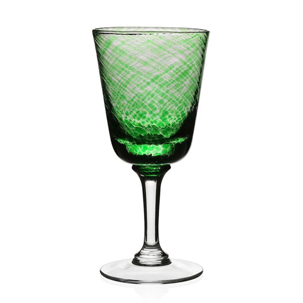 William Yeoward Crystal Vanessa Goblet, Green