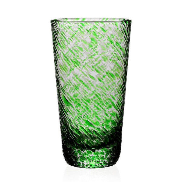 William Yeoward Crystal Vanessa Highball Tumbler, Green