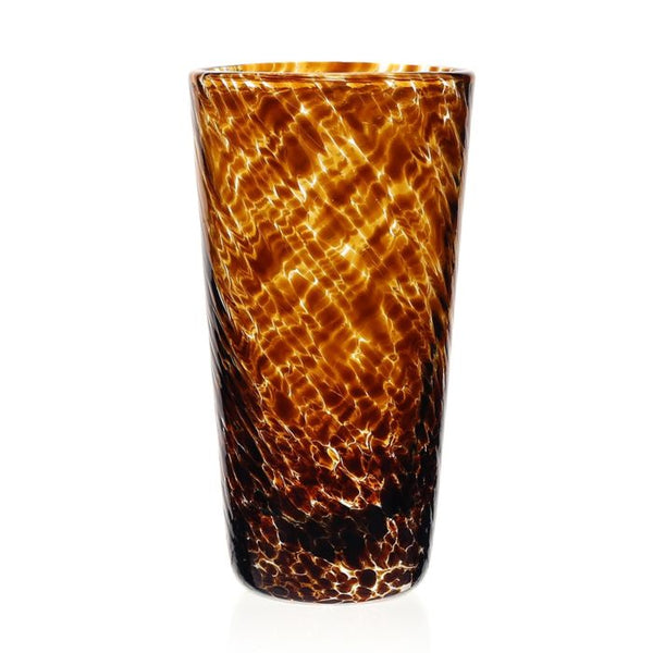 William Yeoward Crystal Vanessa Highball Tumbler, Tortoise