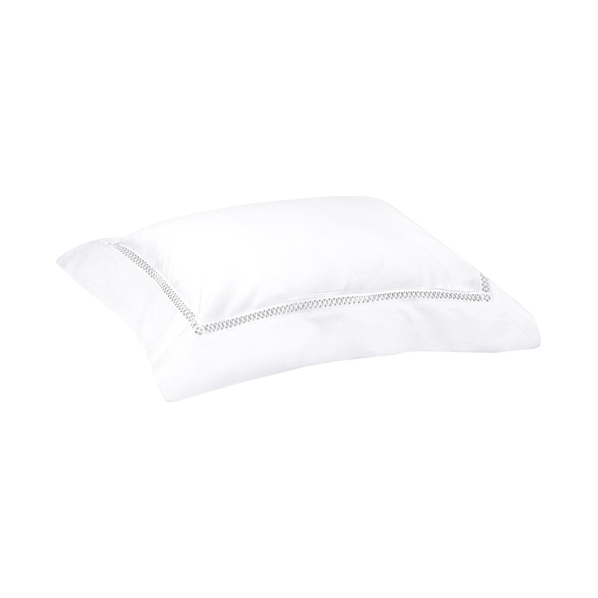 Yves Delorme Walton Bedding Collection - Blanc