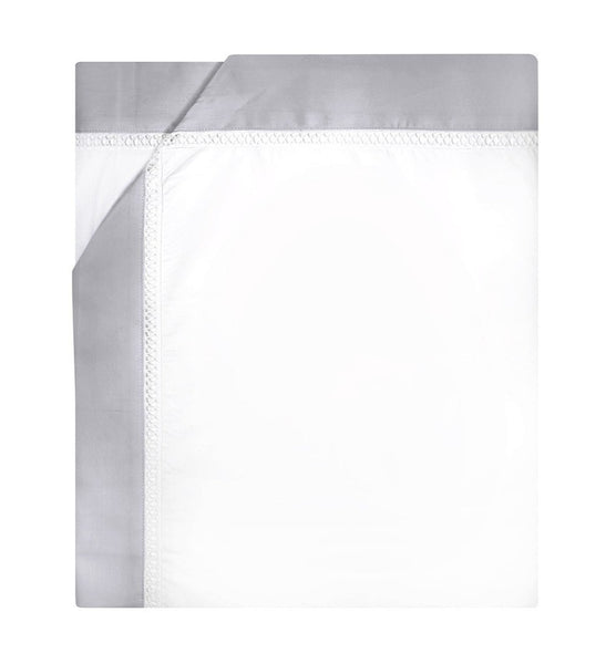 Yves Delorme Walton Bedding Collection - Silver