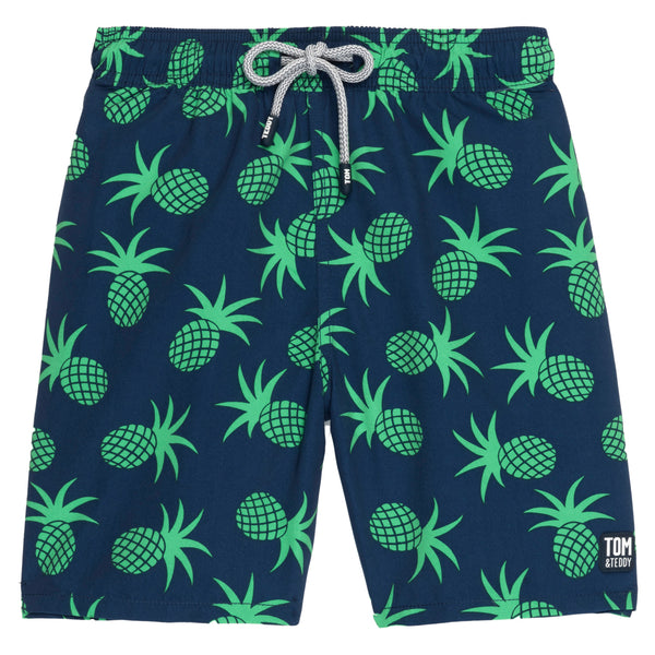 Men's Pineapple Trunks