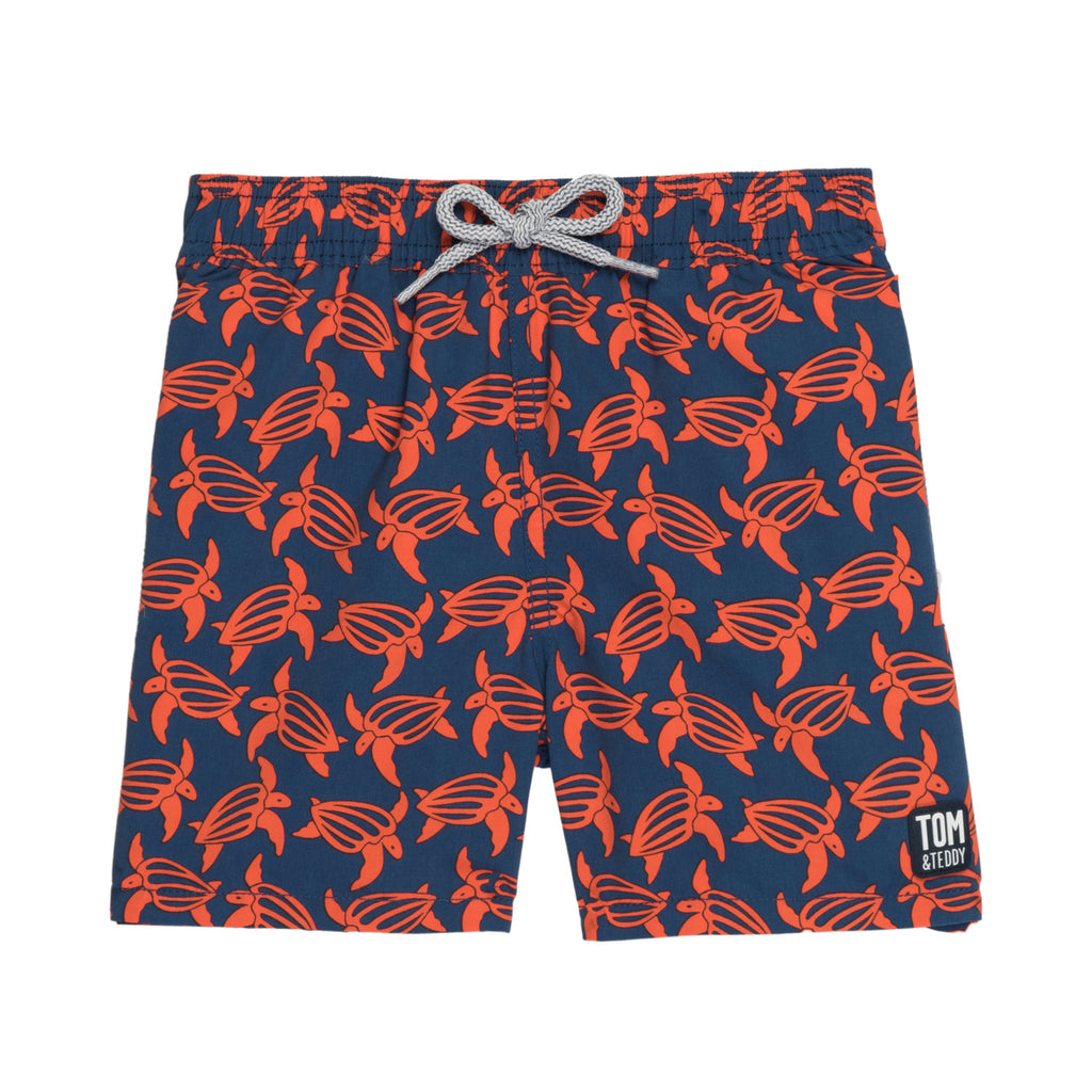 Boy's Turtle Trunks