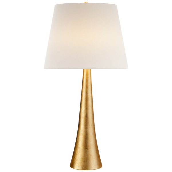Dover Gold Gild Table Lamp