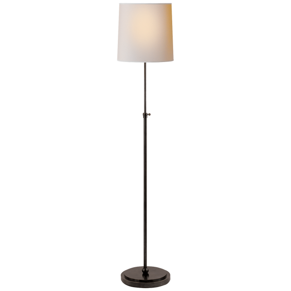 Bryant Floor Lamp, Bronze